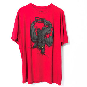 How to Train your Dragon Shirt Size XL #00565